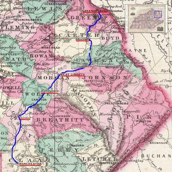 Cumberland Gap Campaign